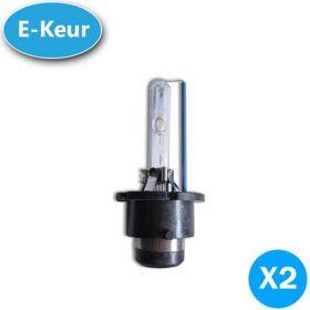 Xenon lampen D2R E-Keur