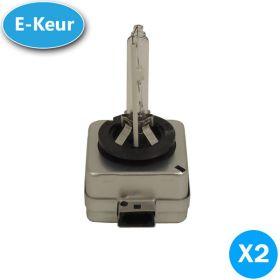 Xenon lamp D1S E-keur